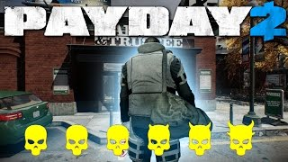 Repeat youtube video One Down Solo LOUD - Bank Heist Gold - Payday 2 (One Down SOLO)