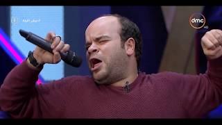 عيش الليلة - محمد عبد الرحمن يغني أغنية