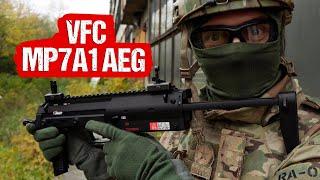 Airsoft MP7 AEG VFC - КУПИЛ И МОЖНО ИГРАТЬ В СТРАЙКБОЛ?