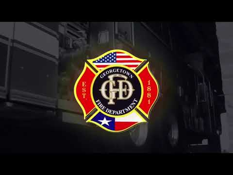Georgetown fire department is hiring!