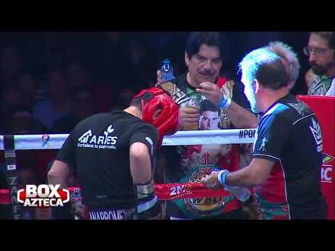 Box Azteca |Julio César Chávez Vs Jorge 'Travieso' Arce 2 | Pelea Completa