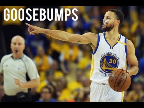 Stephen Curry  Goosebumps