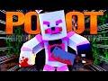 РОБОТ - 5 Ночей С Фредди Майнкрафт Рэп Песня | Animatronic FNAF Minecraft Song