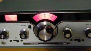 The Heathkit HR-1680 SSB/CW Receiver