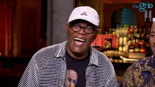 SHAFT stars Samuel L. Jackson, Jessie T. Usher and Richard Roundtree talk masculinity