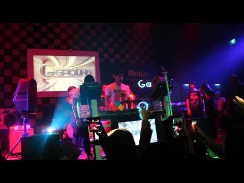 dj Al ghazali show at mekar club lombok, 12  september 2015 by Daeng Fan Kurniawan