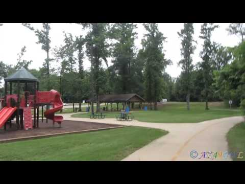 Beautiful Longview Flood Walk - VLog 232, 05/21/2015