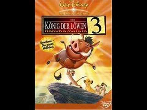 könig der löwen 3 lied 3