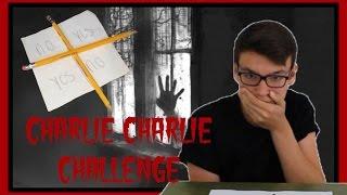 J'AI FAIT LE CHARLIE CHARLIE CHALLENGE !
