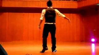 my evolution of dance 2011 with music kevin perdido