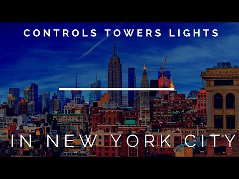 Control the lights in NYC!