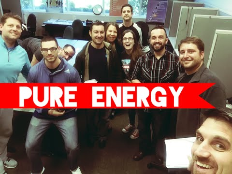 Energy Team Calling Action