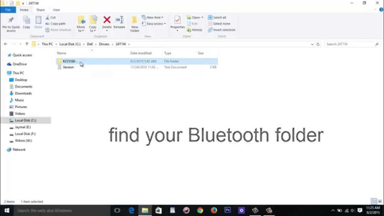 Solved: Bluetooth Not Working in Windows 10