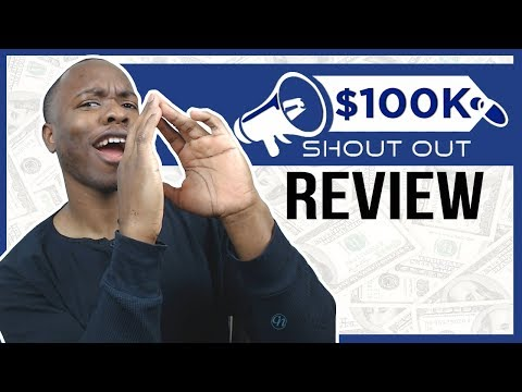 100K Shout Out Review  - Is Chris Munch's Ampifire Content System Really Worth It?