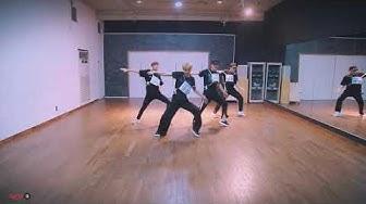 100% - Heart [DANCE PRACTICE + MIRRORED + SLOW 100%]