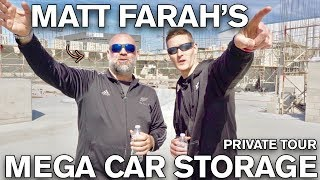MUST SEE: Matt Farah's MEGA Collector Car Storage