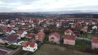 My neighborhood from dron