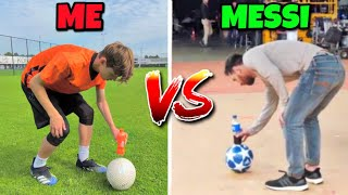 RECREATING VIRAL FOOTBALL MOMENTS ! (Best Of)