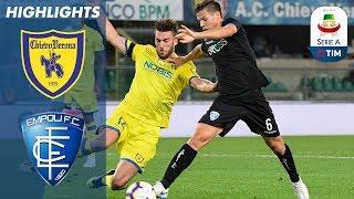Chievo 0-0 empoli | earn their first league point serie a