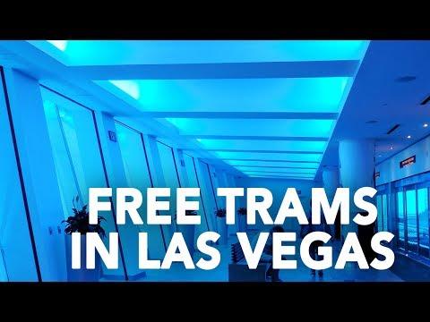 Where Are The Free Trams In Las Vegas?    Gastrofork.ca