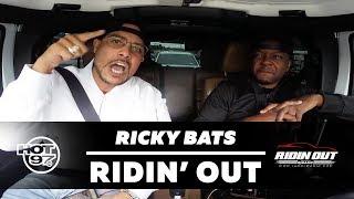 Ricky Bats Freestyle on Ridin Out w/ DJ Magic
