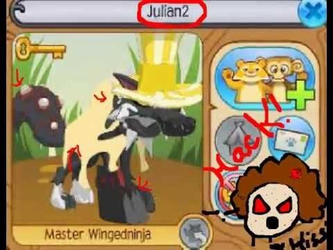 animal jam how to hack julian2   youtube