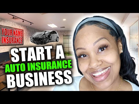 START AN AUTO INSURANCE AGENCY | (2019) | Make $1000's