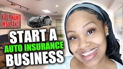 START AN AUTO INSURANCE AGENCY   (2019)   Make $1000's