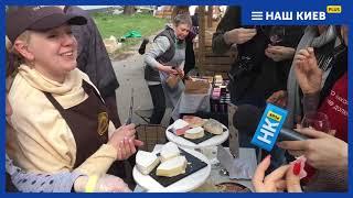 Фестиваль сыра и вина на ВДНГ