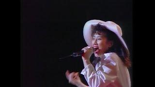 ライブビデオ「misato bornⅡ aug 1987 - mar 1988」より。 アルバム「ri...