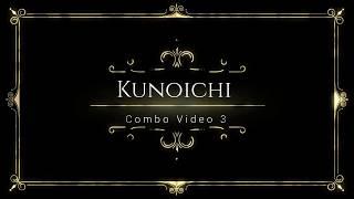 Black Desert Online - Kunoichi Combo Break Down 3