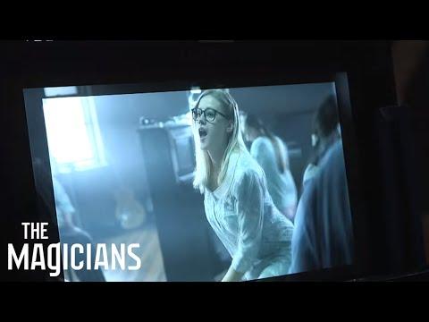 THE MAGICIANS  Brakebills Backstage: Taylor Swift  Shake It Off   SYFY