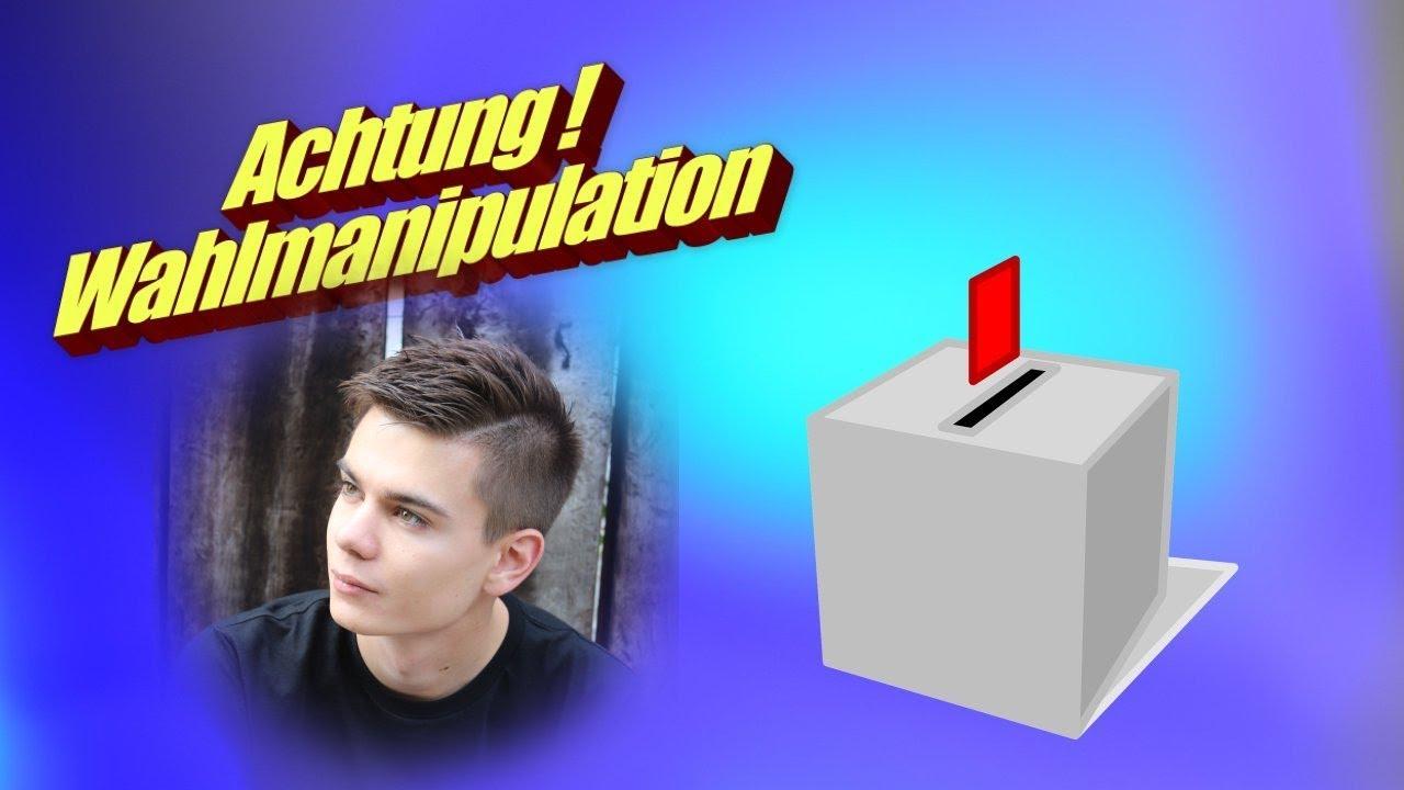 Wahlmanipulation
