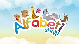 Mëso Alfabetin Shqip - Abetare per femije parashkollore dhe shkolla fillore