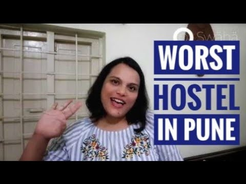 Bombay Backpacker Pune Hostel Tour & Review