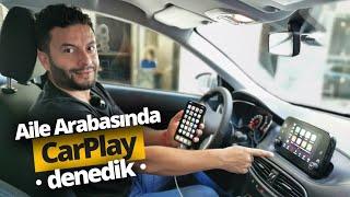 iPhone'u otomobile yansıttık! Fiat Egea'da Apple CarPlay nasıl çalışıyor?