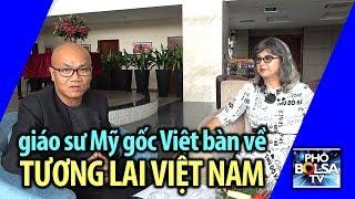 Nói chuyện với giáo sư từ đại học Mỹ về cuộc hội thảo tương lai Việt Nam tại Đà Nẵng
