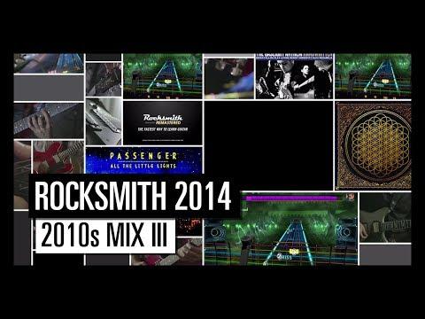 Rocksmith 2014 Edition DLC - 2010s Mix III