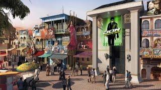 بوليوود باركس دبي.. وجهة ترفيهية من وحي أفلام الهند الشهيرة