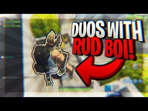 DUOS WITH RUD BOI!