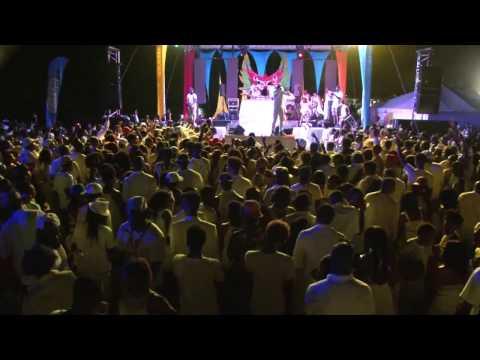 Mr. Vegas Performing at White Sands St Kitts