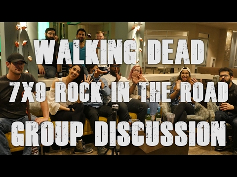 Walking Dead - 7x9 Group Discussion & 7x10 Promo Reaction