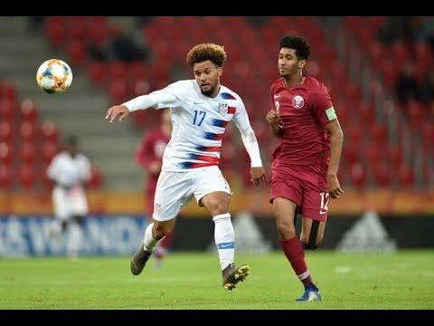MATCH HIGHLIGHTS - USA v Qatar - FIFA U-20 World Cup Poland 2019