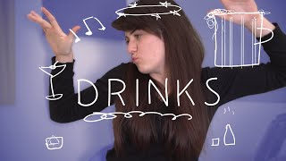 Weekly French Words with Lya - Drinks