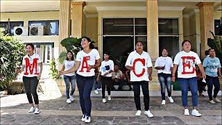 Mace Suku || Line Dance || PNK KUPANG Video
