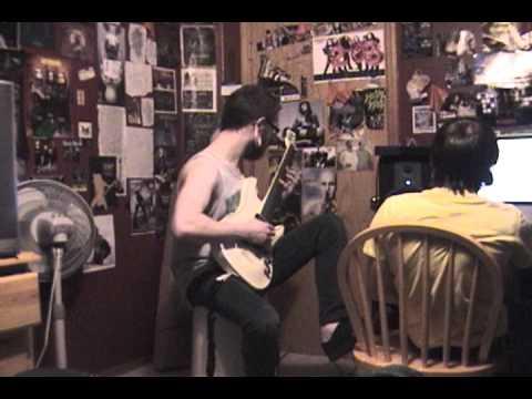 Figureless Embodiment Studio Video ( Guitars and Drums )