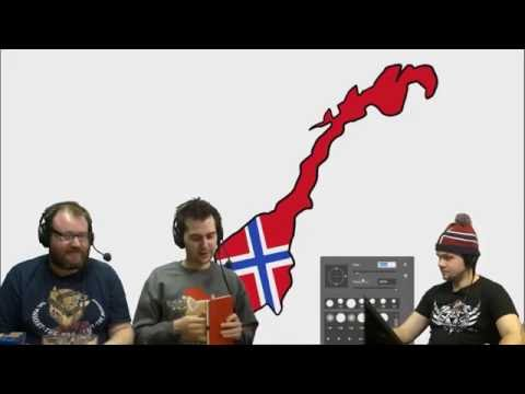 Yogscast Reacts to the Norwegian National Anthem