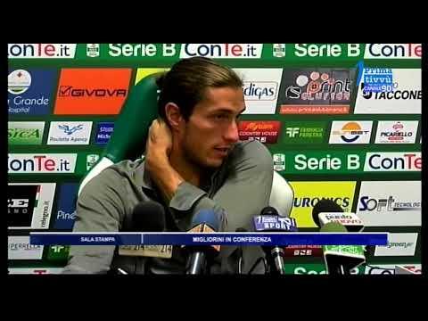 Marco Migliorini - Conferenza stampa - 5 Settembre 2017