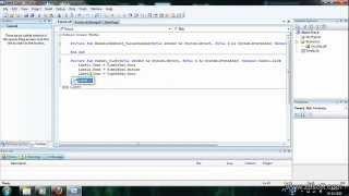 Visual Basic 2008: Alarm Clock