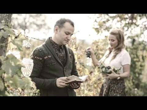 Alin si Emima Timofte - Aici e Duhul Domnului (Official Audio)